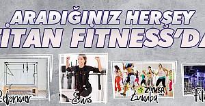 Karaman'da Sporun Adresi ; Titan Fitness