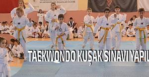 Taekwondo Kuşak Sınavı..