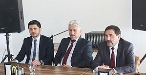 Cumhur İttifakı belediye meclis üyeleri bir araya geldi