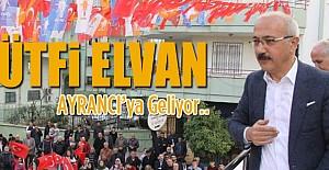Elvan Ayrancı#039;da Miting Yapacak