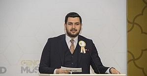 Genç MÜSİAD Başkanlığı'na Furkan Akbal seçildi