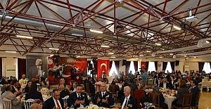 Kırşehir'de şehit aileleri onuruna yemek verildi