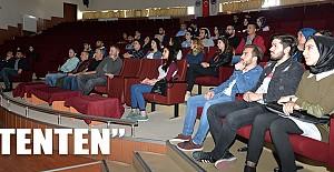 KMÜ'de 'Tenten' Çizgi Filmi Ele Alındı
