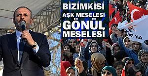 Recep Tayyip Erdoğan#039;a her zamankinden...