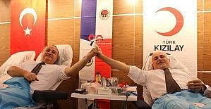 TED'in kan bağışı kampanyası sonuçlandı