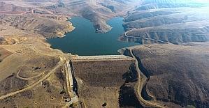 """""""Toplam 17 bin 320 dekar zirai araziyi sulamaya açtık"""""""