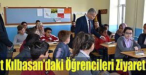 Kurt, Kılbasan'daki Öğrencileri Ziyaret Etti