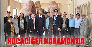 Kocaciğer Karaman'da