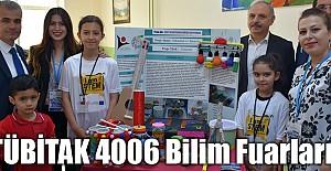TÜBİTAK 4006 Bilim Fuarları