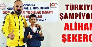Türkiye Şampiyonu Karaman'dan