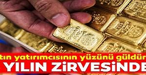 Altın fiyatları 6 yılın zirvesine çıktı!
