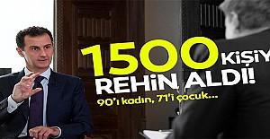 Esed rejimi yılbaşından bu yana bin 478...