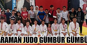 Karaman Judo Gümbür Gümbür!