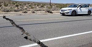 7 Büyüklüğünde Deprem..