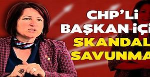 CHP'den İlkay Girgin Erdoğan için skandal savunma