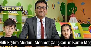 Mehmet Çalışkan'ın Karne Mesajı
