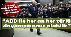 Başkan Erdoğan'dan gündeme ilişkin flaş açıklamalar