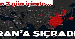 Çin'i perişan eden corona virüsü İran'a da sıçradı!