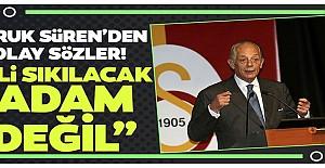 Faruk Süren'den Mustafa Cengiz hakkında şok açıklama!