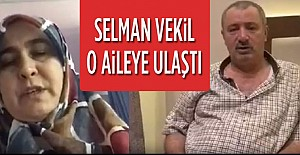 Karamanlı Umrecilere Selman Vekil...