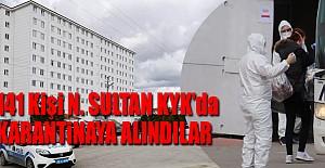 Kıbrıstan Gelenler Karantinaya Alındı..