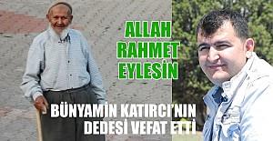 Allah Rahmet Eylesin..