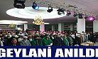 Abdulkadir Geylani Karaman'da Anıldı