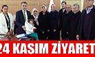 AK Parti'den Sultanoğlu'na Ziyaret