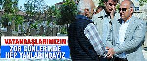 """""""CENAZE HİZMETLERİMİZİN TAMAMI ÜCRETSİZ"""""""