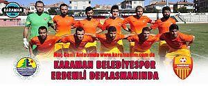 ERDEMLİ MAÇI karamanfm.com DA