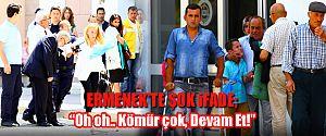 ERMENEK'TE MAHKEME DEVAM EDİYOR