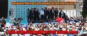 EZAN ÜZERİNDEN ALGI OPERASYONU!!!