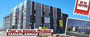 FUAR VE KONGRE MERKEZİ KARAMAN'A PRESTİJ KAZANDIRACAK