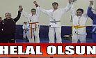 Judocular Başarıyla Döndü