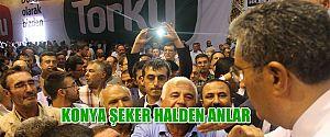"""""""KONYA ŞEKER HALDEN ANLAR"""""""