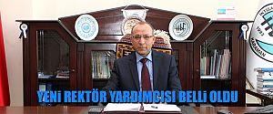 PROF. DR. ÇEVİK KMÜ REKTÖR YARDIMCISI OLDU