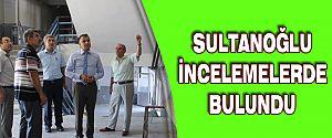 """Sultanoğlu: """"Okullarımız eğitim öğretime hazırlanıyor"""""""