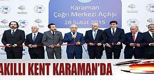 Türk Telekom'un  Entegre Akıllı KenTT Projesi  Karaman'da başladı