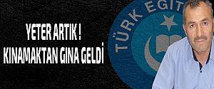 YETER ARTIK ! KINAMAKTAN GINA GELDİ ..!