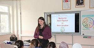 Beypazarı'nda öğrenciler bilgilendiriliyor
