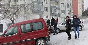 Yozgat'ta zincirleme kaza