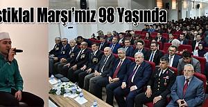 İstiklal Marşı'mız 98 Yaşında