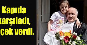 Meral, Cumhuriyet Nihat Arslan İlkokuluna Misafir Oldu