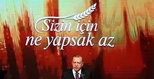 """""""Türkiye'nin En Büyük Çiftçi Ailesi Milletin Evinde"""" Programı"""