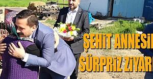Selman Vekilden Sürpriz Ziyaret