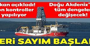 """""""Yavuz"""" gemisi sondaj için geri sayıma başladı!"""