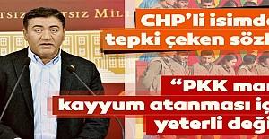 CHP'li Murat Emir'den büyük tepki çeken sözler!