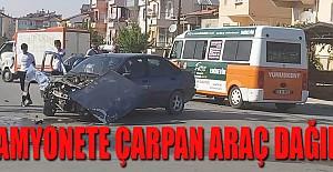 Otomobil Pert Oldu