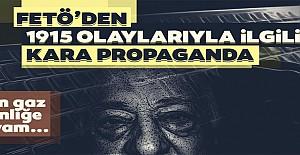 FETÖ'den kara propaganda!