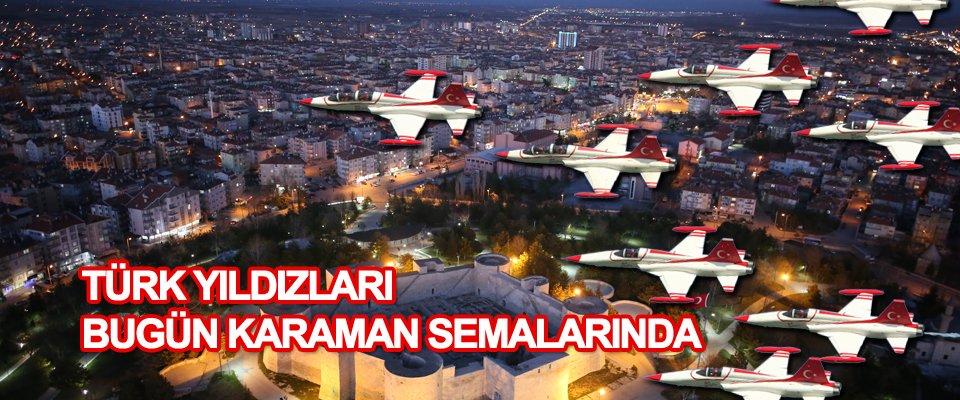 Türk Yıldızları Deneme Uçuşu Yapacak
